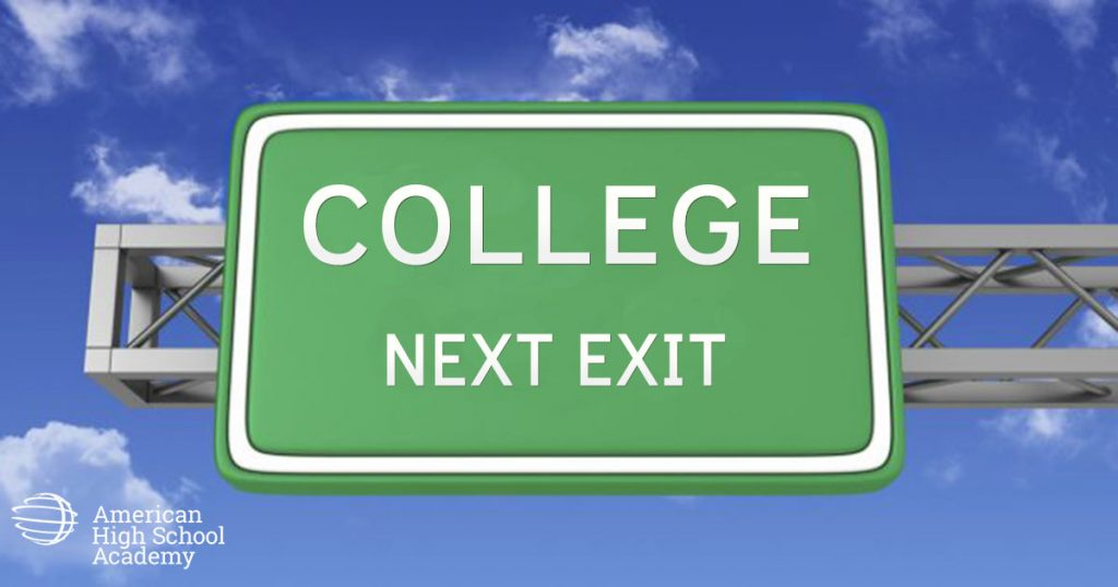 College Next Exit. How to Prepare for College as a High School Senior. American High School Academy, Miami, FL.